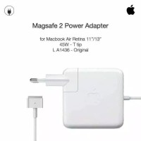 Adaptor charger casan Magsafe 2 45 Watt for macbook Air 11 13 inch
