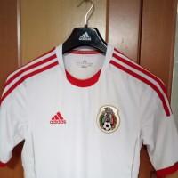 Jersey bola adidas meksiko mexico original away 2012 chicarito marquez