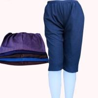 celana babat pendek | celana daleman gamis bahan babat