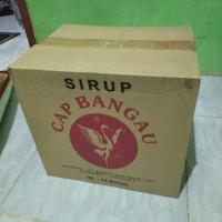 sirup cap bangau(pisang ambon)