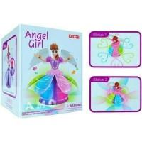 MAINAN ANAK PEREMPUAN ANGEL GIRL FROZEN DANCE PRINCES NO.OBT-214