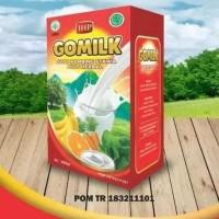 Susu Kambing Etawa Plus Herbal Daun Kelor Plus Daun Salam Bpom