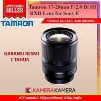 Promo Tamron 17-28mm F/2.8 Di III RXD Lens for Sony FE Diskon