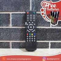 TERLENGKAP////// Remot Remote Receiver TV Parabola Tanaka Matrix