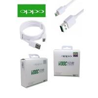 Kabel Data VOOC OPPO Micro Usb Original