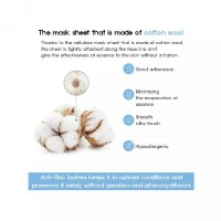 Essential 100 1PC Mediheal Sheet Solution Original TEATREE Mask Care