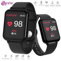 B57 Smartwatch Tahan Air dengan Monitor Detak Jantung untuk Olahraga