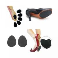 Ruer Self-Adhesive Sole ruting.id 2 Pads Cushion Heel Pa Shoes of Prot