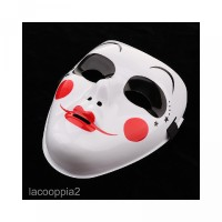 Wajah Masquerade untuk Halloween Kostum Premium Topeng