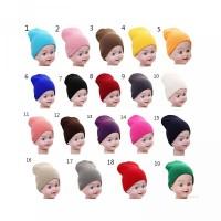 My Unisex Baby Wol Kupluk Rajut Bahan Topi untuk