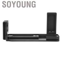 Soyoung Plat Quick Release Bentuk L Bahan Aluminium Alloy untuk