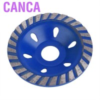 Canca 4 inch 100mm Diamond Grinding Wheel Disc Bowl Shape Cup