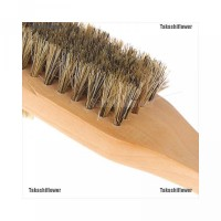 Polishing Scrub Brush Double-Sided Shoes Hair Hair Brush Long-Handled