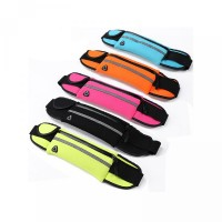Hole Earphone 6inch Bag Large with Unisex Outdoor Breathable Belt Spor