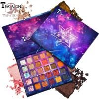 Teayason Palet Eyeshadow 30 Warna Matte / Mutiara / Coklat / Oranye