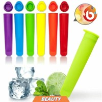BEAUTY for Women Men Free Freezer Ice Lolly Food Maker Frozen Mould