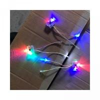 Bayi Kreatif Pcs 4 LED untuk Sepatu