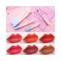up Lama Make 100 Lipstick Matte Tahan Cair Warna