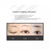 Pencil LAMEILA Eyebrow 6 Brown Colors Korean