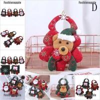 Faid Ornamen Gantung Desain Natal Bahan Jelly untuk Dekorasi Pintu /