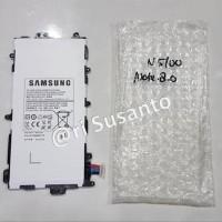 Bagus LAGI TREN Baterai Samsung Galaxy Tab Note 8 0 N5100 O