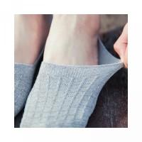 Cut Bahan Ankle Kaos Low untuk Slip Anti Musim Panas Kaki Breathable