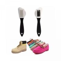 Pembersih Sepatu Sisi Sikat Suede 3 Nubuck Bahan