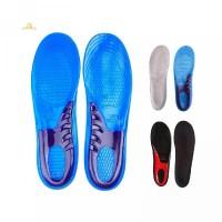 High Tebal Breathable Sepatu Insole Lari untuk Heels Slip Anti Basket
