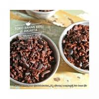 Pure Cocoa - Raw Cacao 100gr Nibs Biji Kakao Cokelat Murni Coklat murn