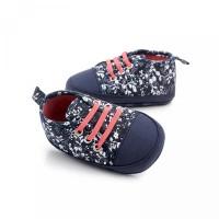 Sepatu Perempuan Bahan Laki-Laki Breathable Floral dengan dan Anti-Sli