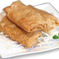 DIM SUM - Lumpia Ayam Kulit Tahu (4 Pcs) | Premium Quality