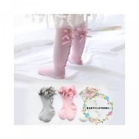 Bayi Newborn Ketat Katun Kaos Bahan Malaikat Sayap untuk Hangat Selutu