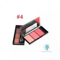 Lama Palet Blush MISS Natural 3 On Tahan Warna