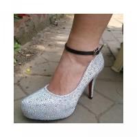 Holding Shoelace Band Locking Universal SOMEDAYMX Straps Shoe Decor Sh