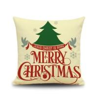 Sarung Bantal Kecil untuk Dekorasi Pohon Natal