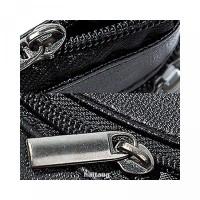 Artificial Men Purse Zipper Leather Women Coin Gift Soft