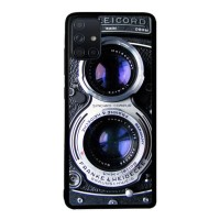 Hardcase Samsung Galaxy A51 Twin Reflex Camera Y1901 Case Cover