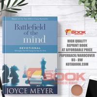 (BUKU CETAK) Battlefield of the Mind Devotional: 100 Insights.. (by