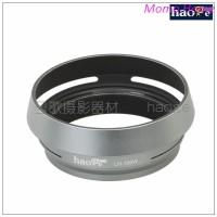 Fuji X70 X100F X100S X100T kap dengan cincin adaptor 49mmUV cermin