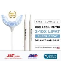 BeautyLab.Inc Super White   Teeth Whitening Kit   Pemutih Gigi Super