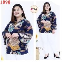 635 Batik Jumbo Wanita Modern / Batik Modern Besar / Batik Big Size