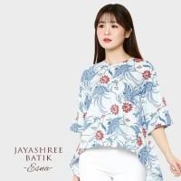 Jayashree Batik Esna Blouse Wanita - L Terjamin