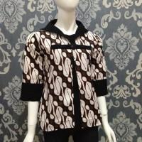 Batik Bolero Atasan Baju Kerja Terjamin