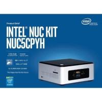 INTEL NUC 5CPYH DUALCORE FULL SET dengan pilihan HDD SSD RAM DOS Mura