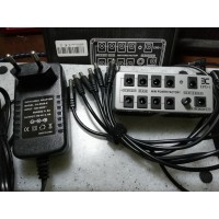 ENO EPD-1 Gitar Power Supply Station Distributor 9 Isolated DC