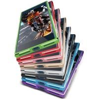 Xperia XZ XZS bumper list metal aluminium case cover frame luxury thin