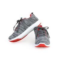 Sepatu anak rainstar (M) - Abu merah, 35