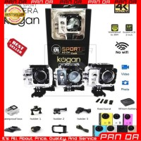 Kamera Action Cam Kogan Sports Camera 4K Ultra HD 1080P 16MP Digital