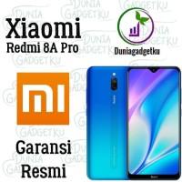 XIAOMI REDMI 8A PRO 2/32 & 3/32 GB GARANSI RESMI - 3GB 32GB, BLUE