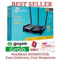 TP-Link TL-WR941HP : TPLink High Power WiFi Wireless Router Extender